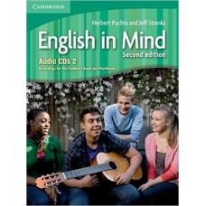 English in Mind 2 Audio CD