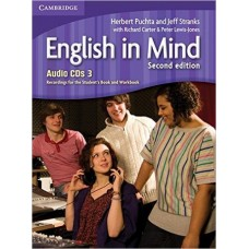 English in Mind 3  Audio CD