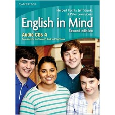 English in Mind 4 Audio CD