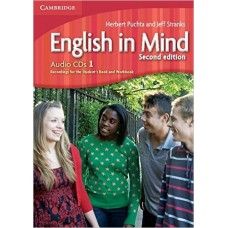 English in Mind 1 Audio CD