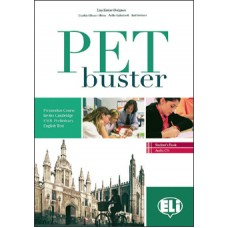 PET Buster - Preliminary SB with key