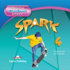 Spark 4 Interactive Whiteboard Software