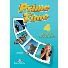 Prime Time 4 Workbook & Grammar Book - Upper-Intermediate B2