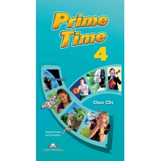 Prime Time 4 Class Cds