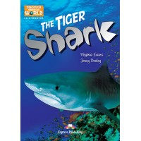 Discover our Amazing World CLIL Readers: The Tiger Shark (+ Cross-platform Application)
