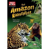 Discover our Amazing World CLIL Readers: The Amazon Rainforest (+ Cross-platform Application)