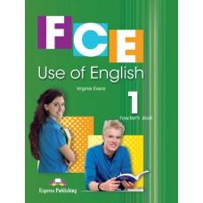 FCE Use of English 1 Teacher's Book