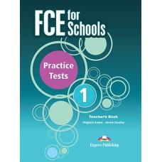 FCE for Schools Practice Tests 1 Teacher's Book