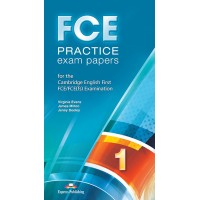 FCE Practice Exam Papers 1 Class Audio Cds ( set of 10 ) Revised 2015