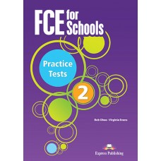 FCE for Schools Practice Tests 2 Class Cds