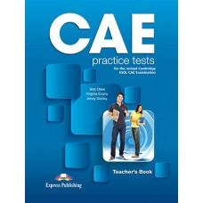 Cae Practice Tests Teacher's Book Revised 2015