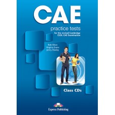 Cae Practice Tests Class Cds Revised 2015