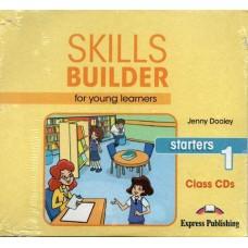 Skills Builder Starters 1 Class Cds