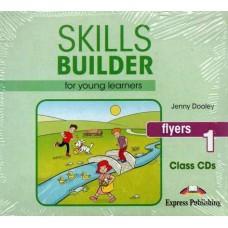 Skills Builder Flyers 1 Class Cds