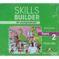 Skills Builder Flyers 2 Class Cds
