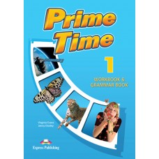 Prime Time 1 Workbook & Grammar Book - Elementary - A1/A2