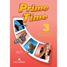 Prime Time 3 Workbook & Grammar Book - Intermediate B1+