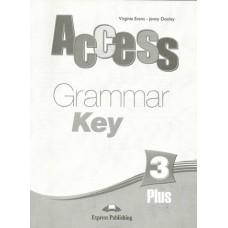 Access 3 Grammar Key