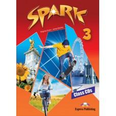 Spark 3 Class Audio Cds