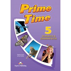 Prime Time 5 Workbook & Grammar Book