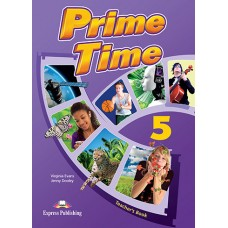 Prime Time 5 Teacher's Book (interleaved)