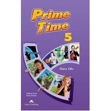 Prime Time 5 Class Audio CDs (set of 8)