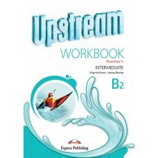 Upstream Intermediate Workbook Teacher's Book Revised