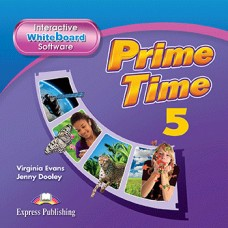 Prime Time 5 Interactive Whiteboard Software