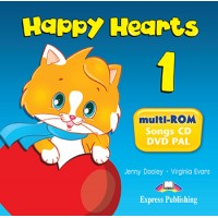 Happy Hearts 1 Multi-Rom