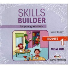 Skills Builder Movers 1 Class Cds