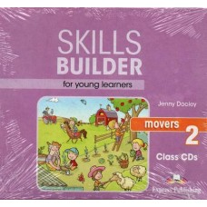 Skills Builder Movers 2 Class Cds