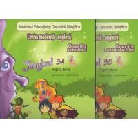 Fairyland 3 Pupil's Book A & Fairyland 3 B ( Manualul elevului  Semestrul I si Semestrul II )
