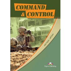 Career Paths: Command and Control Student's Book Pack