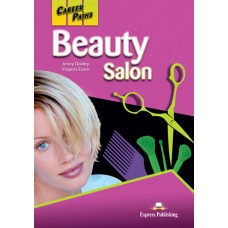 Career Paths: Beauty Salon Student's Book Pack