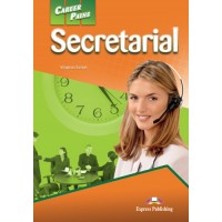 Career Paths: Secretarial Student's Book Pack