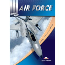 Career Paths: Air Force Student's Book Pack