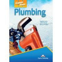 Career Paths: Plumbing Student's Book Pack