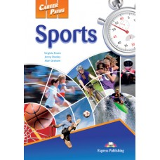 Career Paths: Sports Student's Book Pack