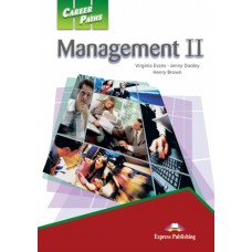 Career Paths: Management II Student's Book Pack
