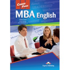 Career Paths: MBA English Student's Book Pack