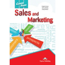 Career Paths: Sales and Marketing Student's Book Pack
