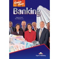 Career Paths: Banking Student's Book Pack