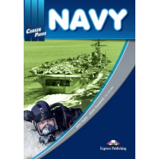 Career Paths: Navy Student's Book Pack