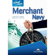 Career Paths: Merchant Navy Student's Book Pack