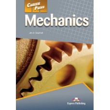 Career Paths: Mechanics Student's Book Pack