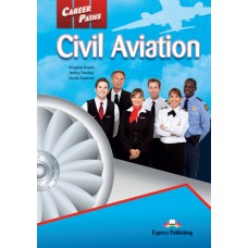 Career Paths: Civil Aviation Student's Book Pack
