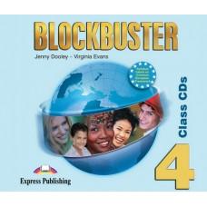 Blockbuster 4 Class CDs