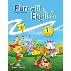 Fun with English 1 Primary Pack with Multi-Rom