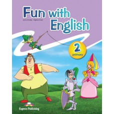 Fun with English 2 Primary Pack with Multi-Rom