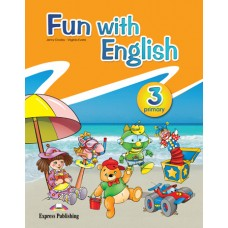 Fun with English 3 Primary Pack with Multi-Rom